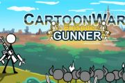 Cartoon wars gunner+ для android