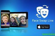 Скачать Face Swap на андроид