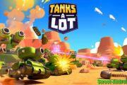 Tanks a lot мод много денег