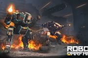 Robot Warfare mod много денег