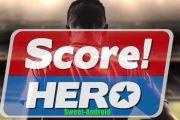 Взломанная Score Hero на андроид