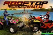 Скачать Demolition Derby 3 мод много денег