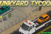 Junkyard Tycoon мод много денег на андроид