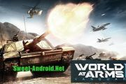 World at arms 2: Vanguard на андроид