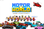 Motor World: Car Factory на андроид
