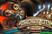 Escape Machine City на андроид (Full)