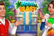 Hotel Blast мод много денег
