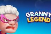 Granny legend мод много денег