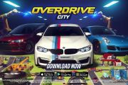 Overdrive City – Car Tycoon Game мод много денег