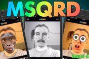 MSQRD.me на андроид
