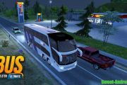 Bus Simulator Ultimate мод много денег