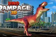 Dinosaur Rampage мод много денег