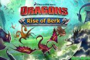 Dragons: Rise of Berk мод много денег и кристаллов