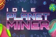 Idle Planet Miner мод много денег