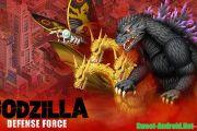 Godzilla Defense Force mod много денег