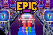 Epic Race 3D мод много денег