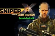 Sniper X with Jason Statham мод много денег