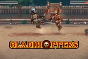 Gladihoppers - Gladiator Battle Simulator! мод много денег
