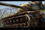 World of tanks живые обои с танками для android