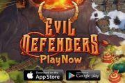 Evil defenders v 1.0.3 мод на много денег скачать
