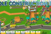 Idle Construction 3D мод много денег
