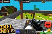 Pixel Gun Strike: Combat Block на андроид