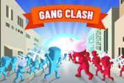 Gang Clash мод много денег