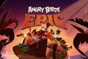 Angry birds Epic скачать бесплатно на андроид