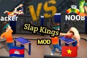 Slap Kings мод много денег