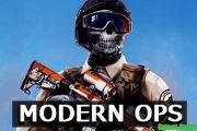 Modern Ops PvP шутер мод много денег