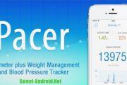 Pacer Шагомер на андроид
