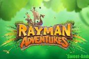 Rayman adventures на андроид