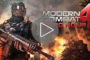 Modern Combat 4 Zero Hour на андроид скачать бесплатно