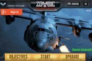 Zombie Gunship на андроид