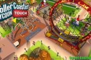 RollerCoaster Tycoon Touch мод много денег