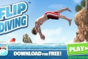 Flip Diving на андроид