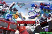 TRANSFORMERS: Earth Wars мод много денег и кристаллов