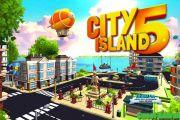 City Island 5 с бесконечными деньгами