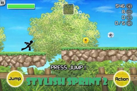 Stylish Sprint 2 для android (2014)