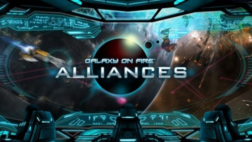Galaxy on fire: Alliances на андроид