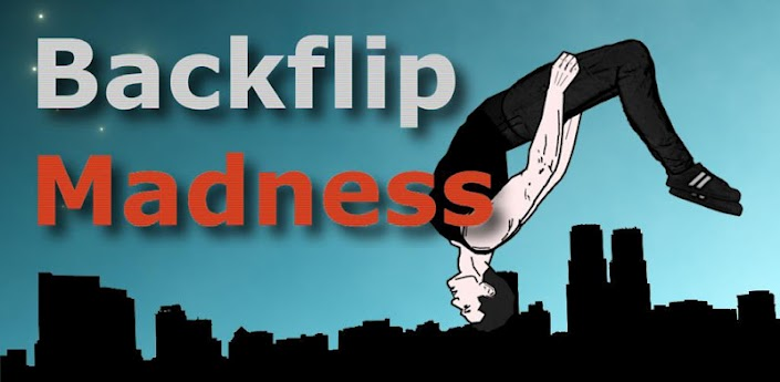 Backflip madness на android