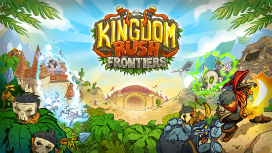 Kingdom rush: Frontiers на android