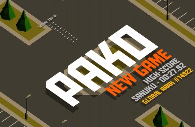 Pako - Car Chase Simulator на android