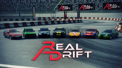 Real drift car racing на андроид