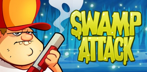 Swamp attack на android
