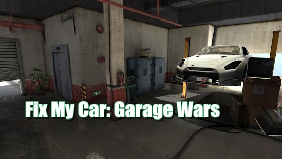 Fix My Car: Garage Wars на андроид
