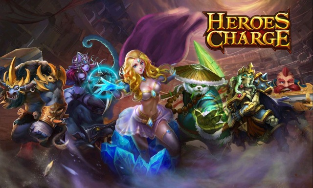 Heroes Charge HD для android