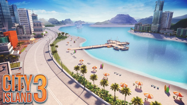 City Island 3: Building Sim на андроид