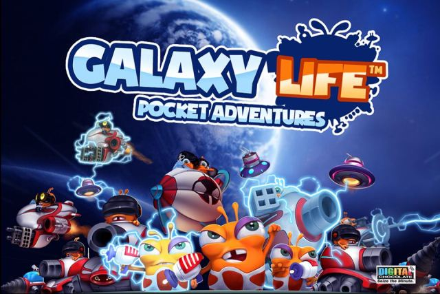 Galaxy Life:Pocket Adventures для android