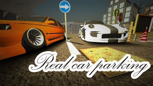 Real car parking HD на android